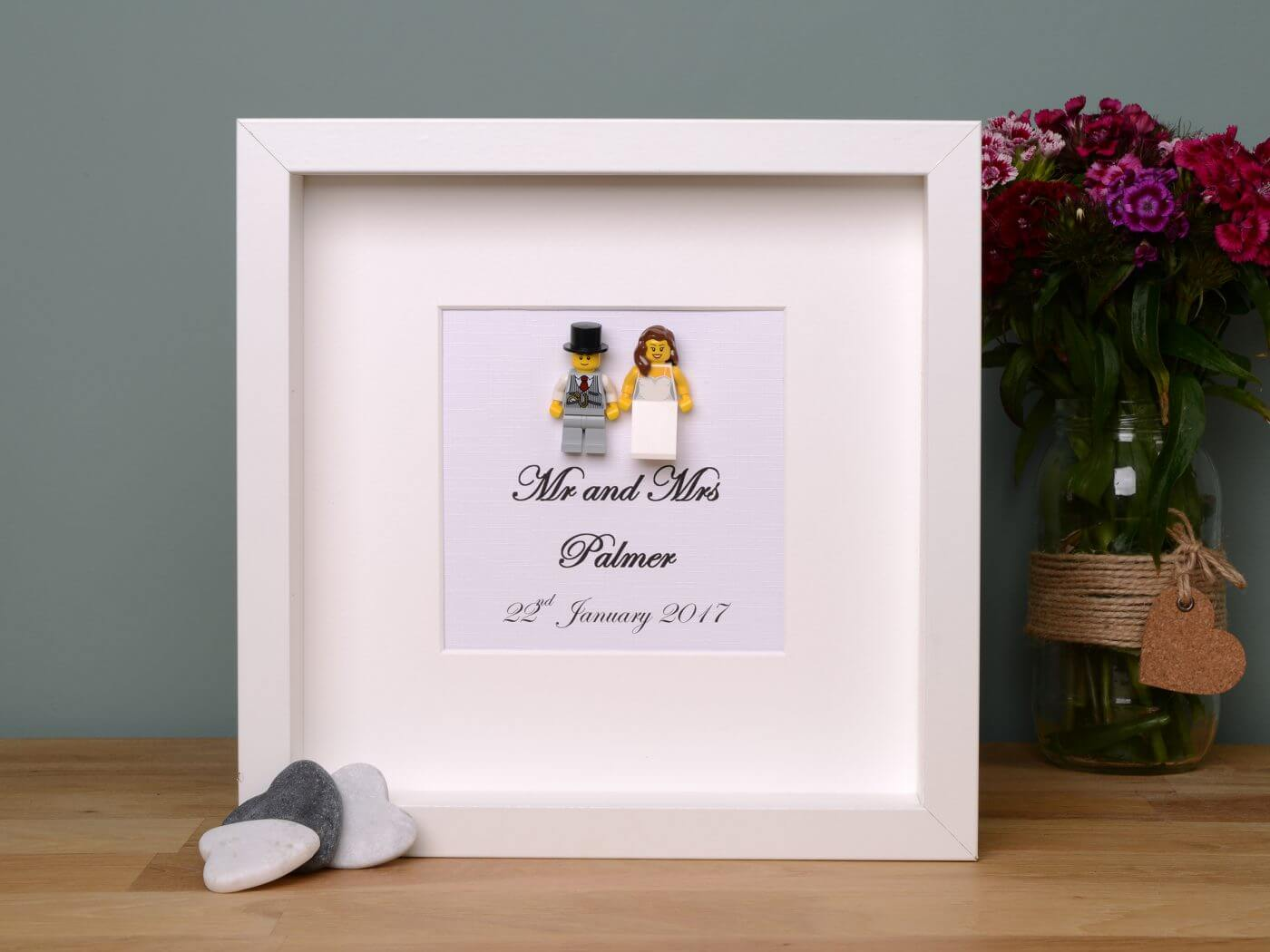 Lego Wedding Frame Wedding Gifts Free Uk Delivery Little Gems